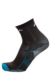 Craft Stay Cool Run Sports Socks Schwarz Black