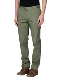 Eredi Ridelli Trousers Casual Trousers Men Military Green