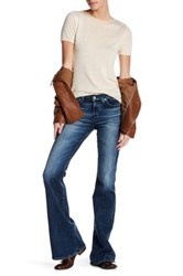 Big Star Bella High Rise Flare Jean Blue