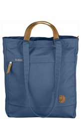 Fjall Raven Fjallraven 'Totepack No.1' Water Resistant Tote Blue