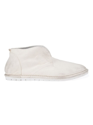 Marsell 'Goma' Hi Top Loafers White