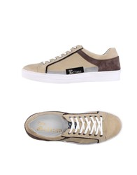 John Galliano Sneakers Beige
