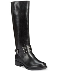 American Living Jaycee Tall Boots A Macy's Exclusive Style Black