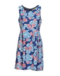 Lou Lou London Short Dresses Blue