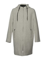 Plac Coats Light Grey