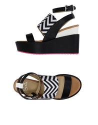 Gx By Gwen Stefani Sandals Black