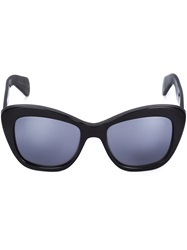 Oliver Peoples 'Emmy' Sunglasses Black