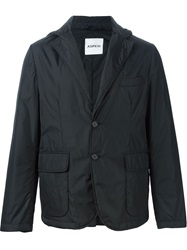 Aspesi 'New Chuck' Padded Jacket Black