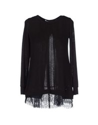 Fly Girl Sweaters Black