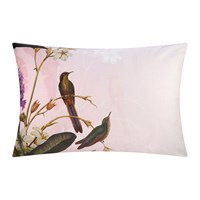 Ted Baker Pistachio Pillowcase Set Of 2 Pink
