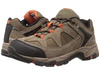 Hi Tec Altitude Lite Low I Wp Smokey Brown Taupe Red Rock Men's Work Boots Olive