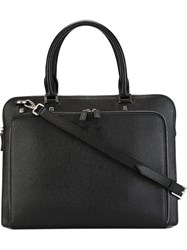 Salvatore Ferragamo Classic Briefcase Black