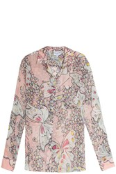 Paul And Joe Butterfly Shirt Pink