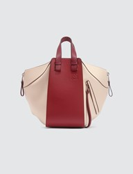 Loewe Hammock Small Bag Red