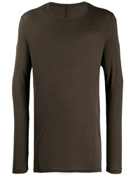 Masnada Round Neck Jumper Green