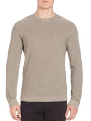 Ralph Lauren Cashmere Silk Blend Sweater Grey