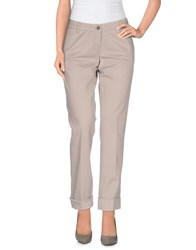 Love Moschino Trousers Casual Trousers Women Grey