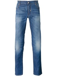 Ermanno Scervino Stonewashed Slim Fit Jeans Unavailable