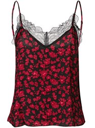 Love Stories Camelia Camisole Red