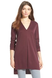 Trouve Textured Knit Tunic