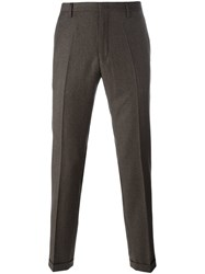 Paul Smith Tailored Effect Trousers Brown