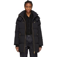 Mackage Ssense Exclusive Black Aiko Jacket