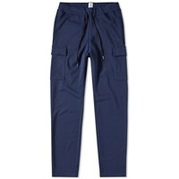 Head Porter Plus Cargo Sweat Pant Blue