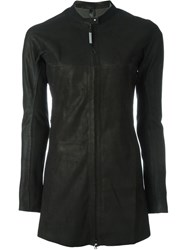 Isaac Sellam Experience 'Ambitieuse' Zipper Jacket Black