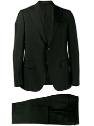 Caruso Classic Two Piece Suit Black