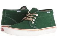 Vans Chukka Boot 49 Reissue 50Th Stv Forest Suede Skate Shoes Green