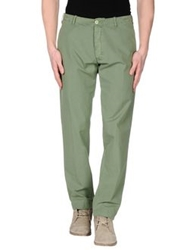 Officina 36 Casual Pants Green