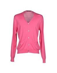 Private Lives Cardigans Fuchsia