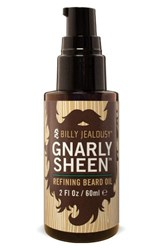 Billy Jealousy 'Gnarly Sheen' Refining Beard Oil No Color