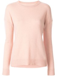 Zadig And Voltaire Cici Elbow Patch Pullover 60