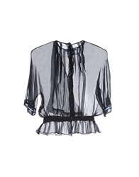 Blumarine Shirts Shirts Women Dark Blue