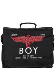 Boy London Nylon Messenger Bag