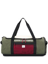 Herschel Supply Co. Logo Print Holldall Green