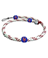 Game Wear New York Mets Frozen Rope Necklace Team Color