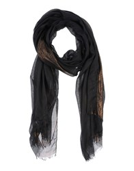 Liviana Conti Scarves Brown