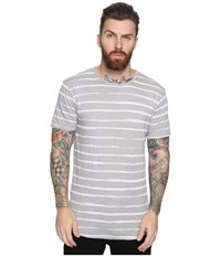 Kinetix Bangkok Fashion T Shirt Silver Men's T Shirt