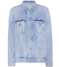Citizens Of Humanity Exclusive To Mytheresa.Com Rock On Denim Jacket Blue