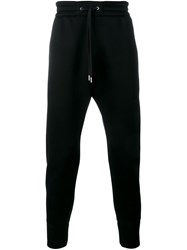 Helmut Lang Tapered Track Pants Black