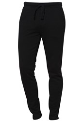 United Colors Of Benetton Tracksuit Bottoms Black