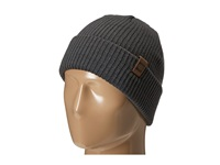 686 Big Up Slouch Beanie Gunmetal Knit Hats Gray
