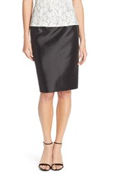 Women's Alex Evenings Taffeta Pencil Skirt