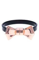 Women's Ted Baker London 'Kelsa' Metal Bow Bangle