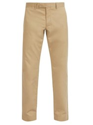 Polo Ralph Lauren Cotton Blend Chino Trousers Beige