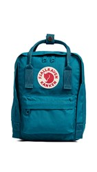 Fjall Raven Fjallraven Kanken Mini Backpack Glacier Green