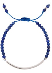 Lola Rose Bishops Road Lapis Lazuli Beaded Bracelet Blue