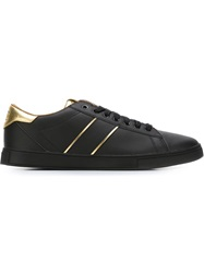 Just Cavalli Lace Up Sneakers Black